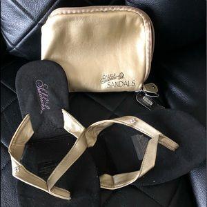 Shoes - Flip flops (foldable)